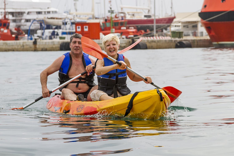kayak handisport